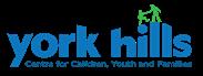 York Hills Centre logo