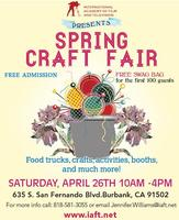 Spring Festival & Craft Fair