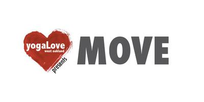 YogaLove Presents: MOVE