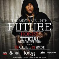 Future Album Release Party At Stage 48 Thursday