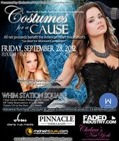 Costumes for a Cause 2012 Charity Fashion Event &...