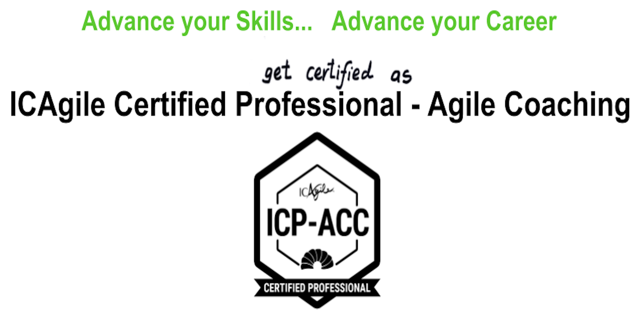 ICAgile Certified Professional - Agile Coaching (ICP ACC) Workshop - Brooklyn - New York City (NYC) - NY