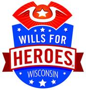 Wisconsin Wills for Heroes logo