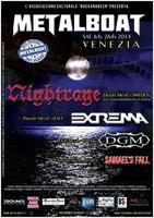 Metalboat - Venezia 26 Luglio 2014