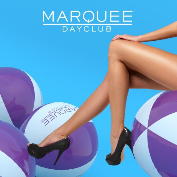 Marquee Dayclub Takeover Saturdays