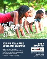 DC: Outdoor Bootcamp 19th Street
