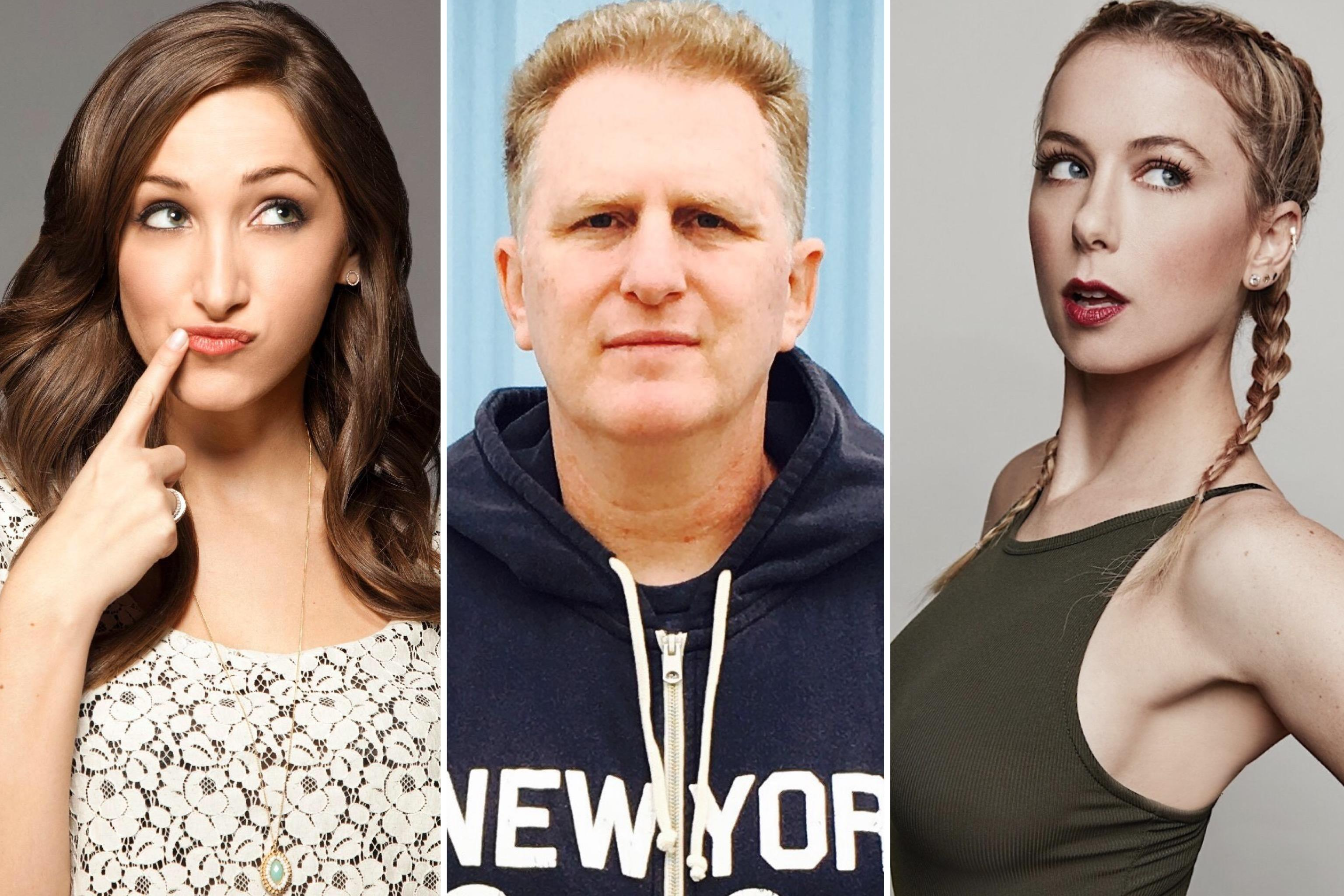 Iliza Shlesinger, Michael Rapaport, Jamie Lee and Special Guests