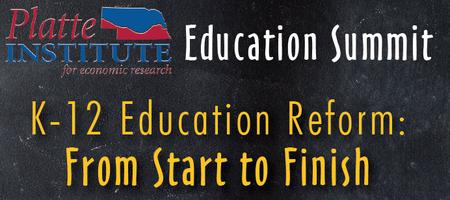 K-12 Education Reform: From Start to Finish
