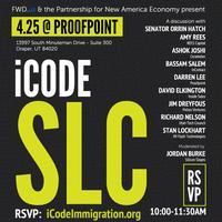 #iCodeImmigration SLC