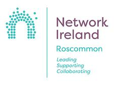 Lucy Carty President Network Roscommon logo