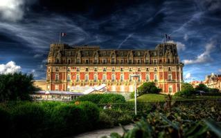 Bucephalos à l'Hôtel du Palais à Biarritz: Weekend au...