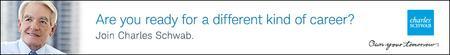 Charles Schwab 2014 Spring BRIDGE Career Networking...