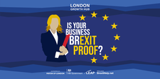Navigating Brexit for SMEs - London Growth Hub & BrexitHelp.net logo