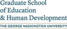 GW Graduate School of Education and Human Development logo