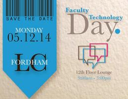 Faculty Technology Day 2014