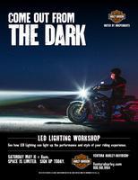 Ventura Harley LED Lighting Workshop