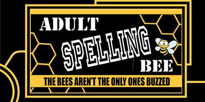 Adult Spelling Bee