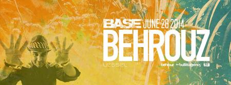 6/26 JYL Entertainment Presents BEHROUZ at Vessel San...