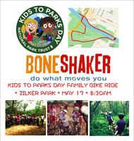 Boneshaker Project Kids to Parks Family Ride