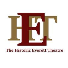 The Historic Everett Theatre logo