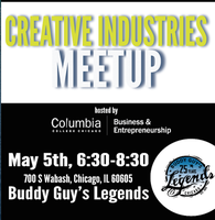 Creative Industries Meetup