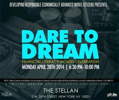 Dare to DREAM Annual National Financial Literacy Month ...