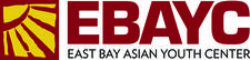 East Bay Asian Youth Center (EBAYC) logo