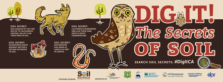 Dig It! The Secrets of Soil Grand Opening...