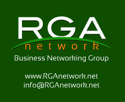"RGA ""Connect"" Networking Queens Pizza, 1834 North Belcher Road,..."