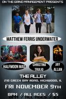 OTG MANAGEMENT PRESENTS! - Matthew Farris Band - LIVE...