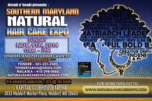 Southern Maryland Natural Hair Care Expo 2014