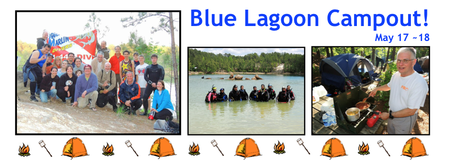 Blue Lagoon Campout