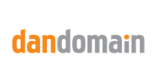 DanDomain A/S logo