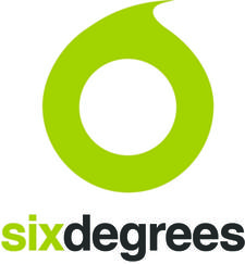 Six Degrees logo