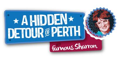A Hidden de Tour with Famous Sharron - TRIAL RUN