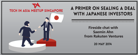 Tech In Asia Meetup Singapore: A primer on sealing the...