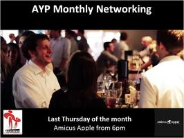 AYP Monthly Drinks