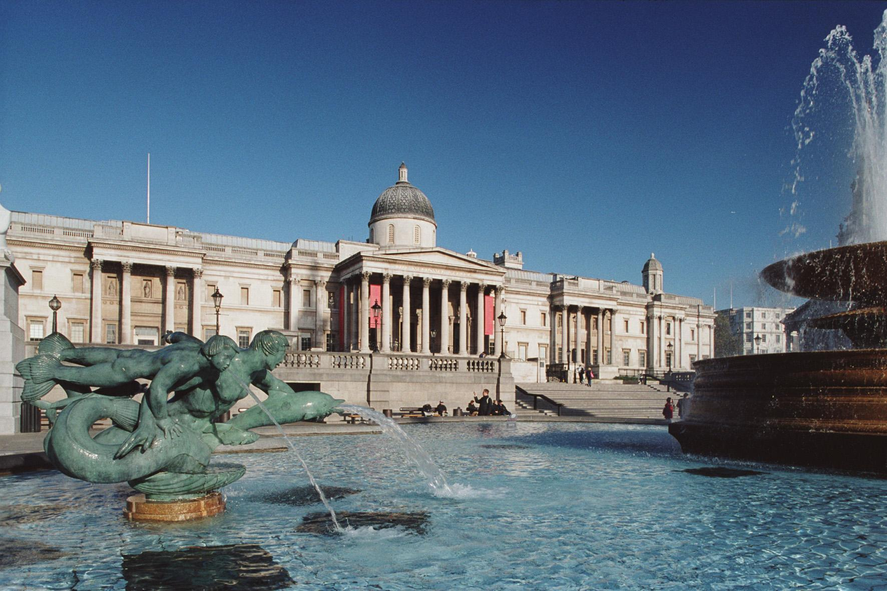 The National Gallery Quiz with 20% off at the Treasure Pub
