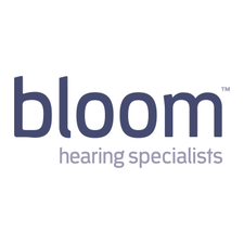 bloom™ hearing specialists logo