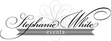 Stephanie White Events logo