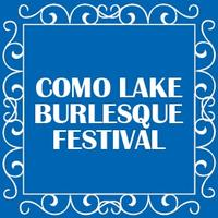 "Como Lake Burlesque Festival - The ""Queen of the Lake""..."