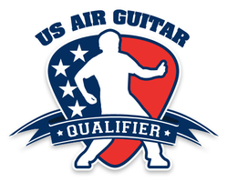 US Air Guitar - 2014 Qualifier - NYC