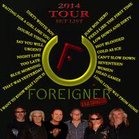 Foreigner Unauthorized:Classic Rock