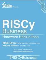 """RISC-y Business"" Hardware Hackathon"