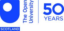 The Open University in Scotland logo