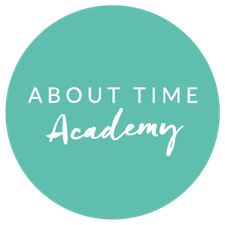 About Time Academy logo