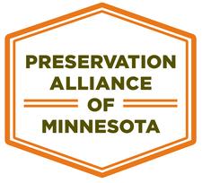 Preservation Alliance of Minnesota logo