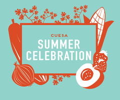 CUESA's 4th Annual Summer Celebration