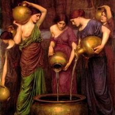 Gli Antichi Misteri Femminili logo