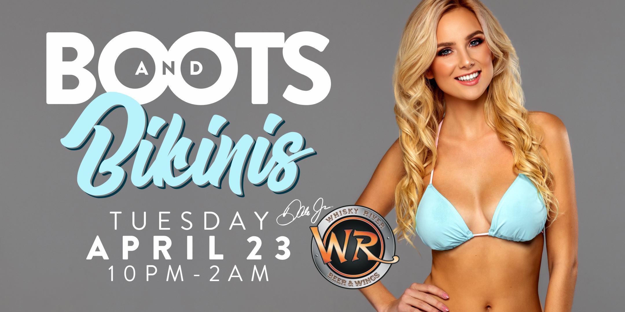 April Boots & Bikinis 2019